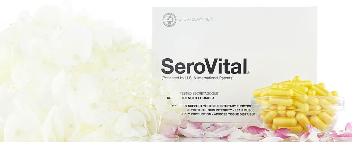 001-928 SeroVital Anti-Aging Beauty & Dietary Supplement Choice of Supply