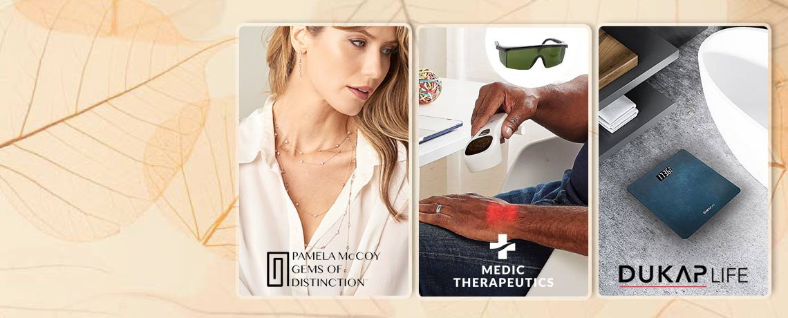 Today's Top Values & Deals  -   170-411 Gems of Distinction™ 14K Gold Choice of Length Bezel Set Diamond Station Necklace,  003-124 Medic Therapeutics Medical Grade Cold Laser Therapy Handheld Pain Device w Protective Glasses,  003-483 DUKAP LIFE Digital Bathroom Body Weight Scale
