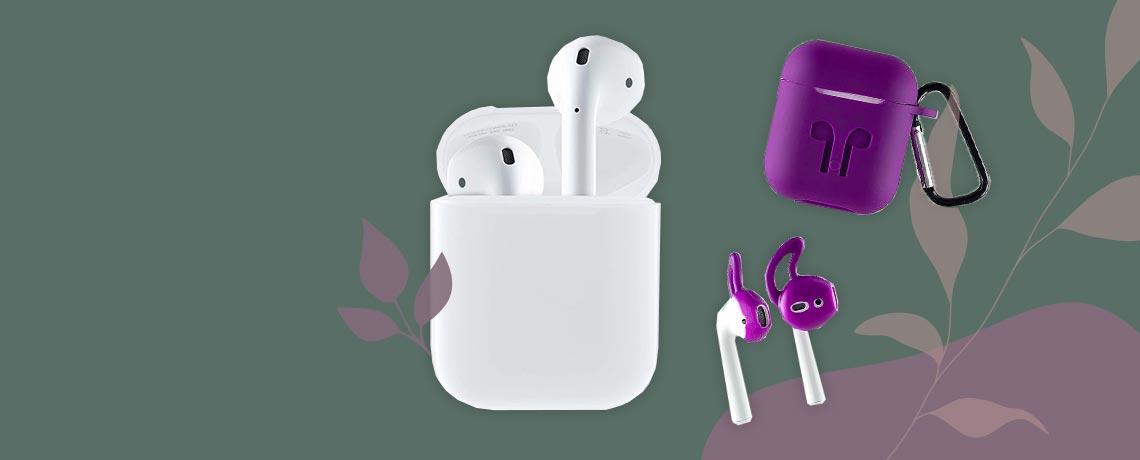 504-644 Apple® AirPods 2nd Gen w Accessories