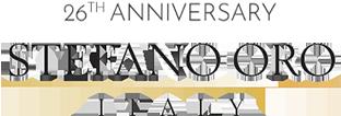 Stefano Oro Anniversary
