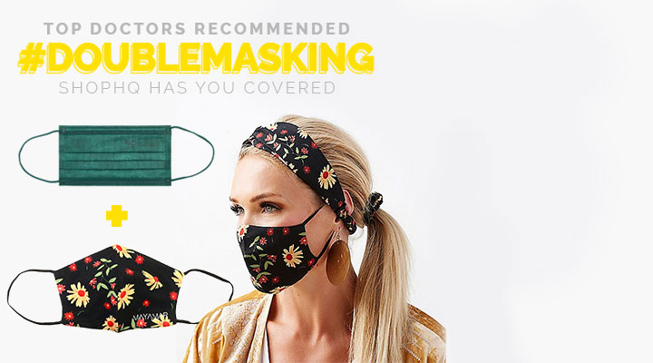 003-484 Medic Therapeutics Special Edition 10, 50 or 200 Pack 3-Layer Breathable Masks, 002-866 Medic Therapeutics X MAYAMAR Face Mask, Headband & Scrunchie Set