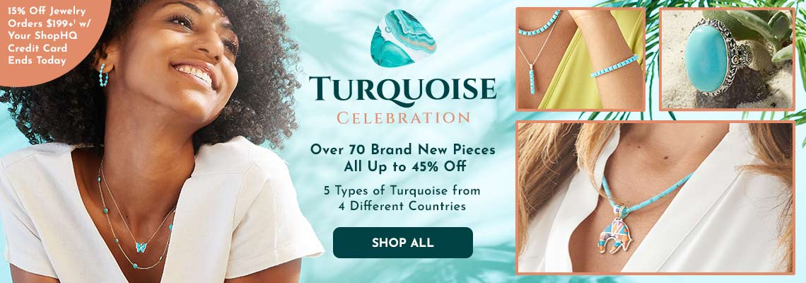 Turquoise Celebration,  Over 70 Brand New Pieces All Up to 45% Off 5 Types of Turquoise from 4 Different Countries