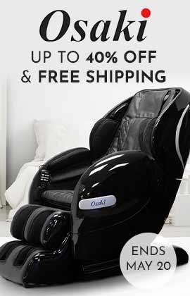 Beauty & Health Osaki Massage Chairs - Up to 40% Off & Free Shipping