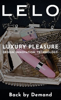 Lelo - Luxury Pleasure Design. Innovation. Technology.  Back by Demand