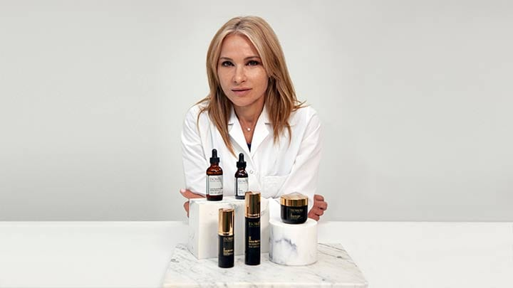 About the expert, Isomers skincare at ShopHQ