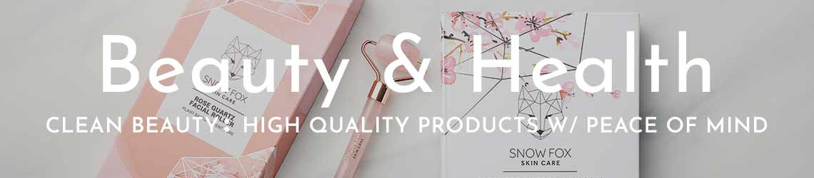 Beauty & Health Clean Beauty: High Quality Products w Peace of Mind