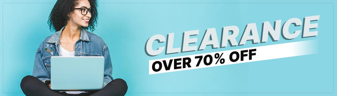 Clearance Over 70% Off at ShopHQ