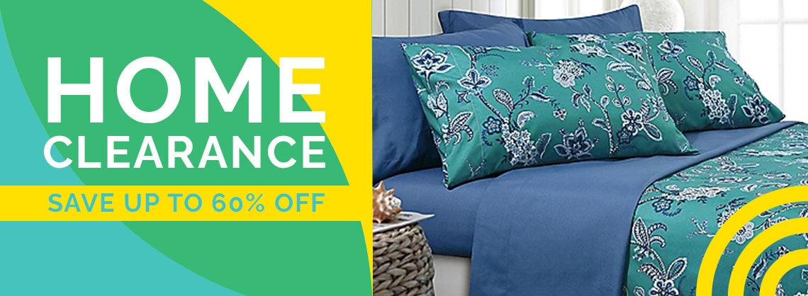 Home Clearance  Save Up To 60% Off
