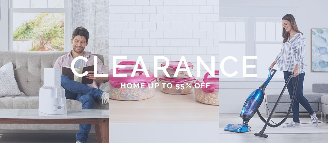 Home Clearance Up To 55% Off