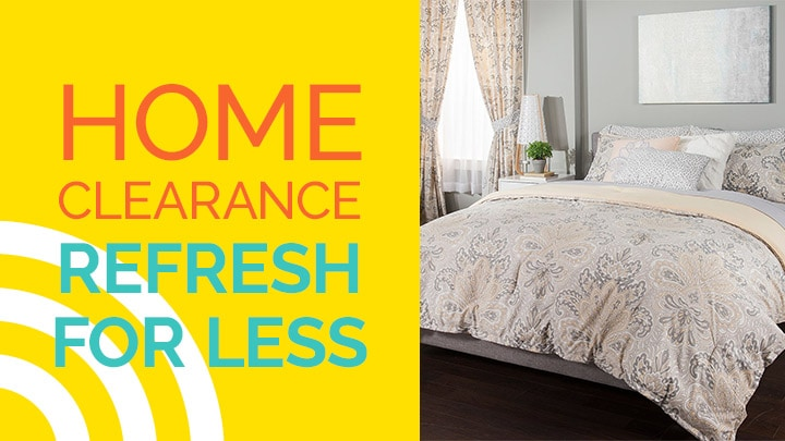 Home Clearance Refresh For Less