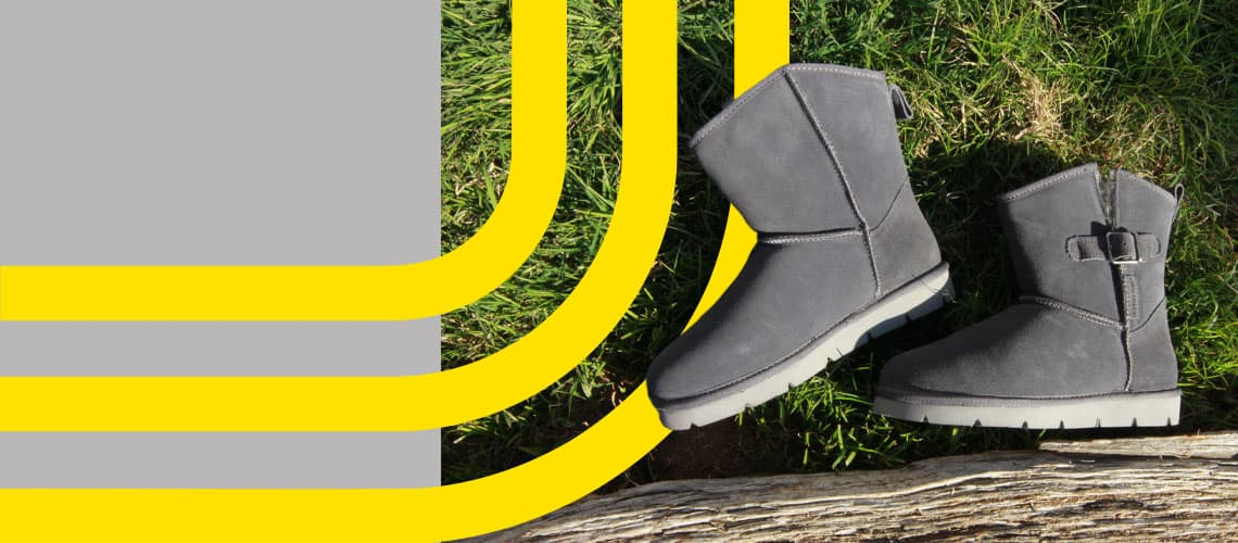 Superlamb Footwear