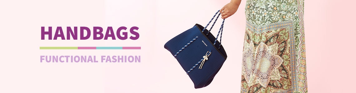 Handbags - Functional Fashion