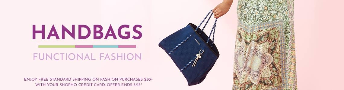 Handbags - Functional Fashion