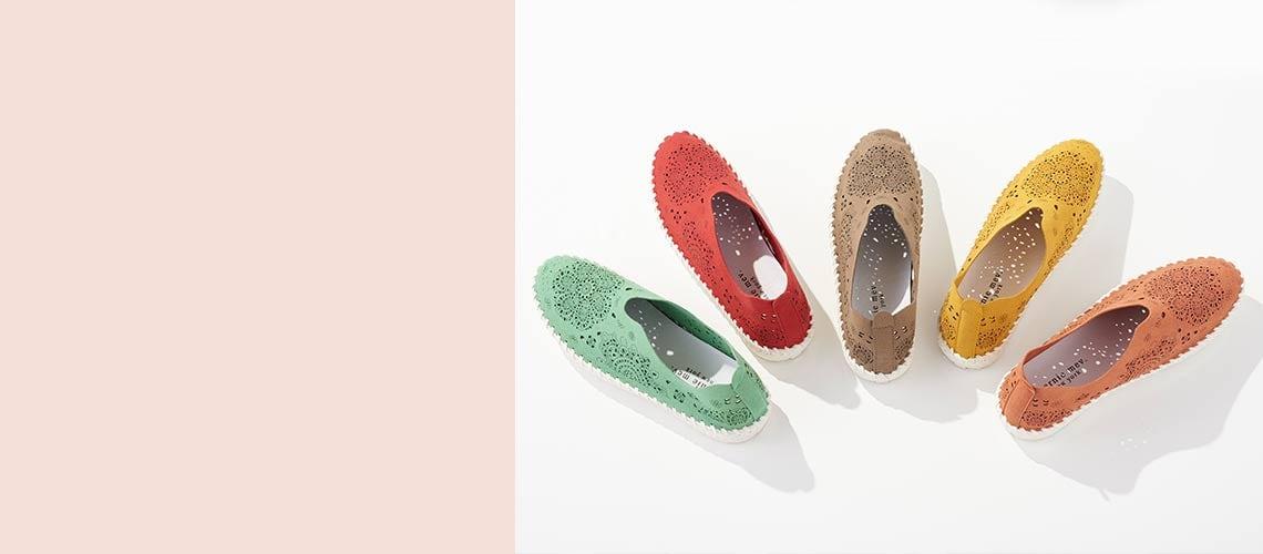 Bernie Mev footwear