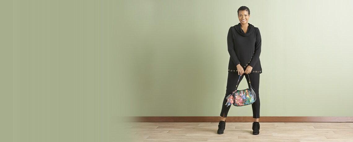 Pamela McCoy fashions