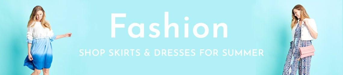 Fashion Shop Skirts & Dresses For Summer