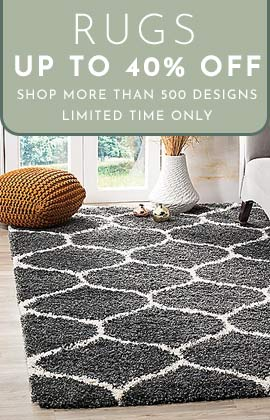 RUGS UP TO 40% OFF  Shop More Than 500 Designs Limited Time Only - 483-516 Safavieh Hudson Shag 280 Collection Choice of Size Moroccan-Inspired Rug