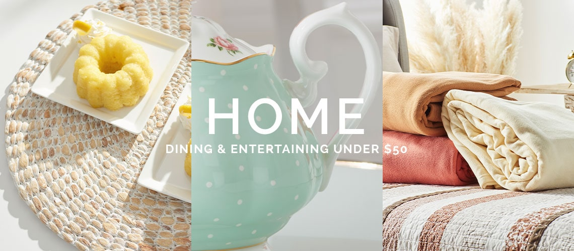Home Dining & Entertaining Under $50