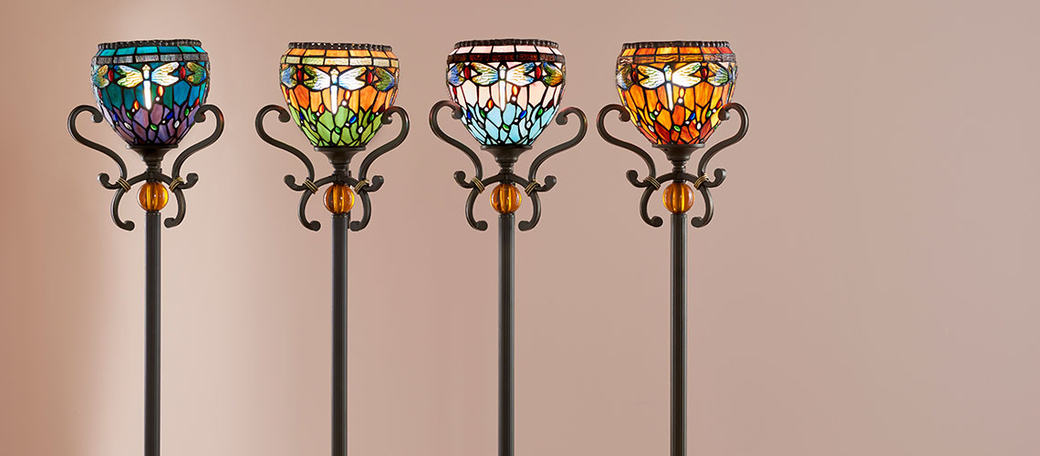 Tiffany-Style Lighting