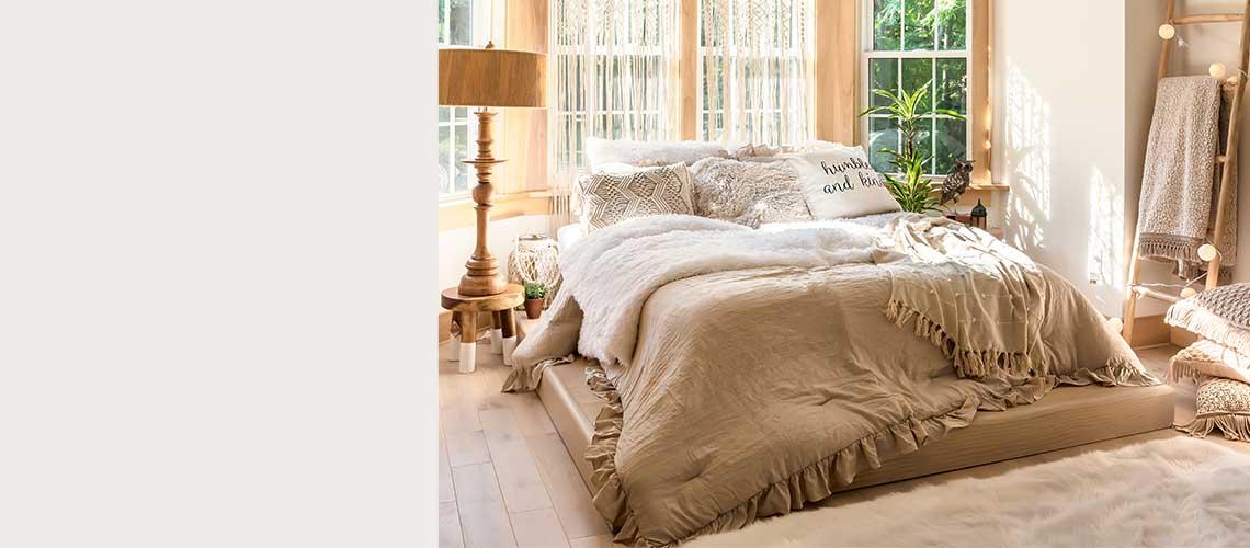 484-555 Lush Decor Tanisha 72 Shower Curtain