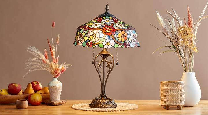 Tiffany-Style Lighting