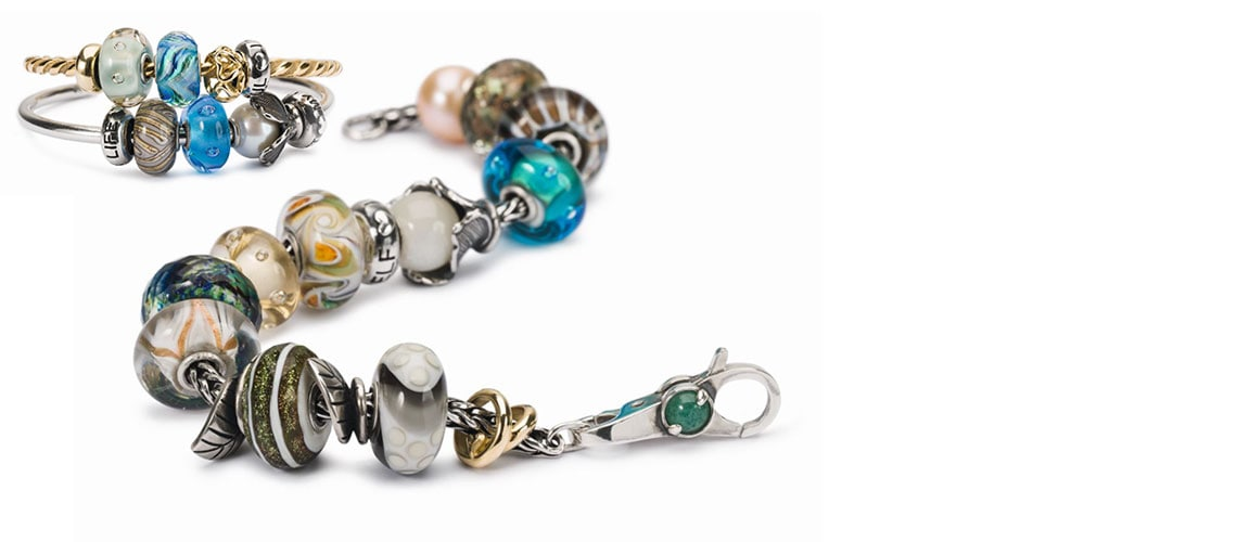 Express yourself with Trollbeads.