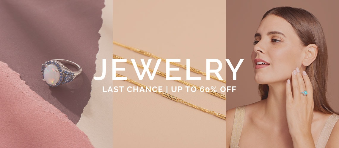 Last Chance Jewelry Up To 60% Off