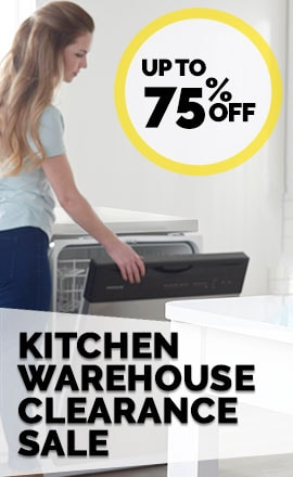 Kitchen Warehouse | Clearance Sale Up to 75% Off