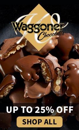 Waggoner Chocolates -  UP TO 25% OFF