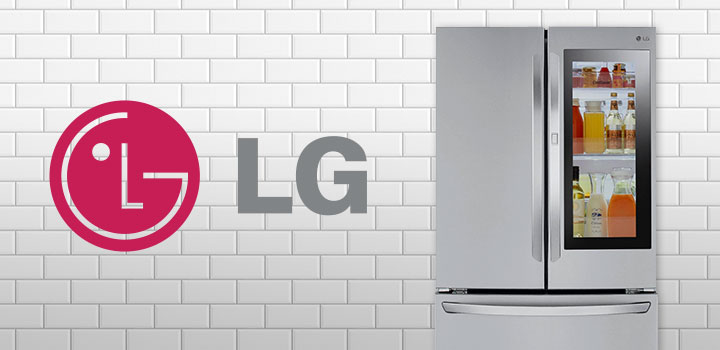 LG Appliances - 500-910 LG 3-Door French Door Door-in-Door Refrigerator w Ice Maker, 500-914 LG 22 cu ft Smart WiFi Enabled InstaView Door-in-Door Counter-Depth Refrigerator