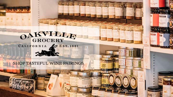 Shop Tasteful Wine Pairings