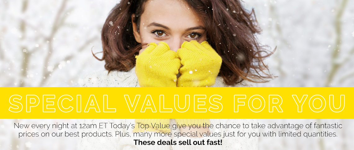 Special Values For You
