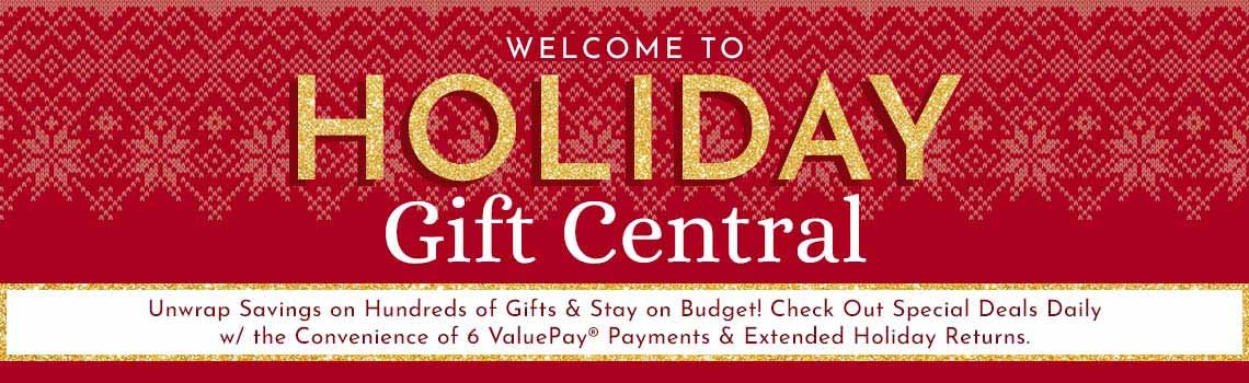 Welcome to Holiday Gift Central