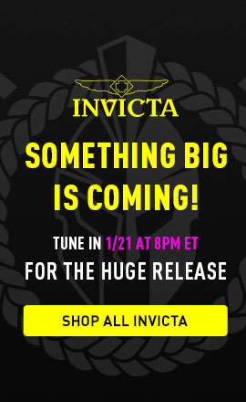 Something Big Is Coming Tune in 121 At 8PM ET