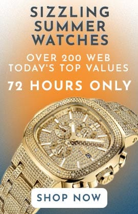 Sizzling Summer Watches