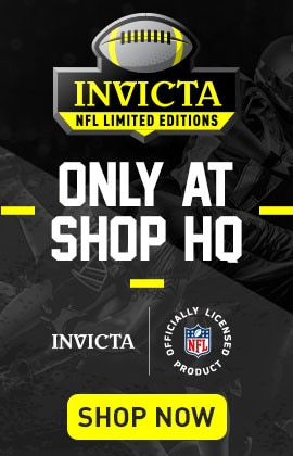 Invicta Limited Editions NFL