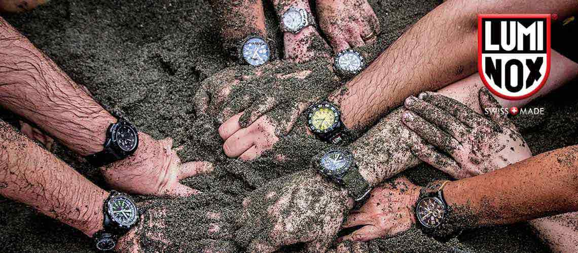 Luminox Durable, Dependable Adventure Gear