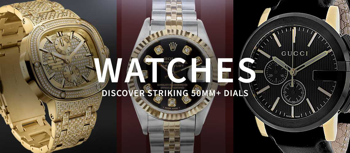 Watches - Discover Striking Looks