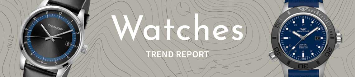 Watches Trend Report - 693-948, 692-999