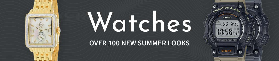Watches Over 100 New Summer Looks