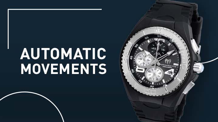650-526 TechnoMarine Women's Cruise Jellyfish Quartz Chronograph Black Silicone Strap Watch