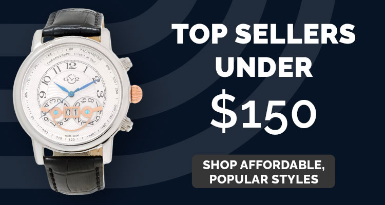 679-013 GV2 by Gevril 44mm Montreux Limited Edition Swiss Made Quartz Chronograph Strap Watch