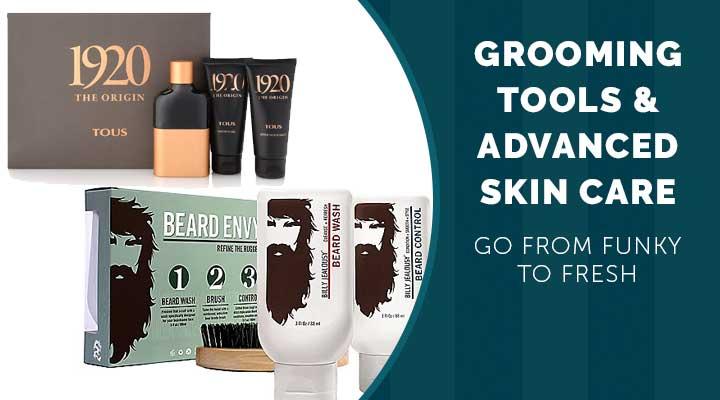 Grooming Essentials: 317-088, 314-823