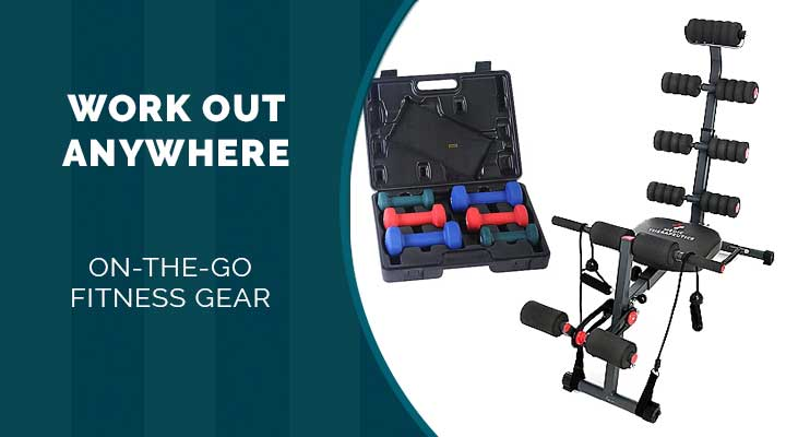 Work Out Anywhere: 003-886, 001-351