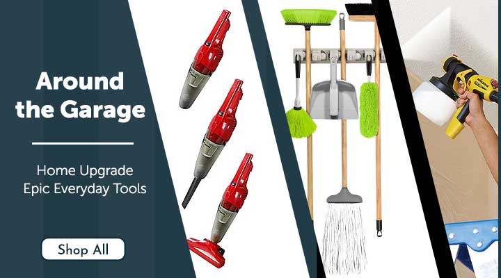 Home Upgrade Epic Everyday Tools 495-089, 482-087, 465-835