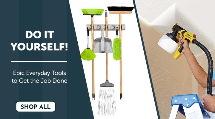 Home Upgrade Epic Everyday Tools 495-089, 465-835