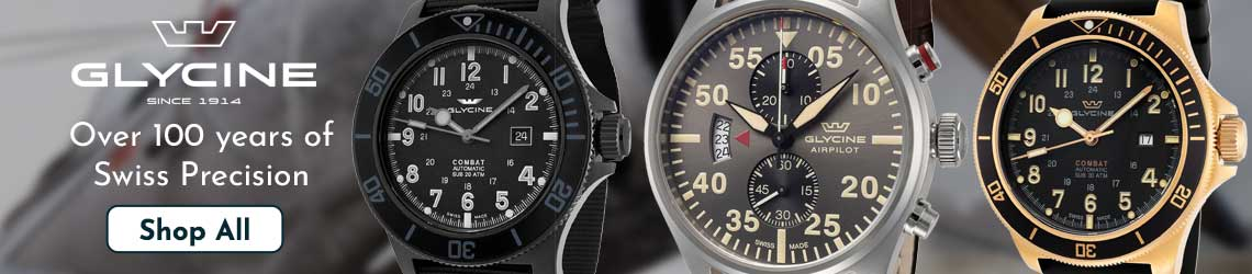 Glycine Watches - Over 100 years of Swiss Precision 674-917, 695-537, 681-365