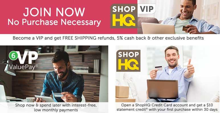 6 VIP, ShopHQ VIP, ShopHQ Credit Card