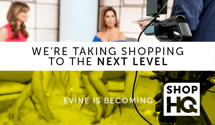 Evine is becoming ShopHQ